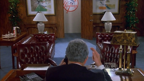 Seinfeld bad boss Mr. Steinbrenner