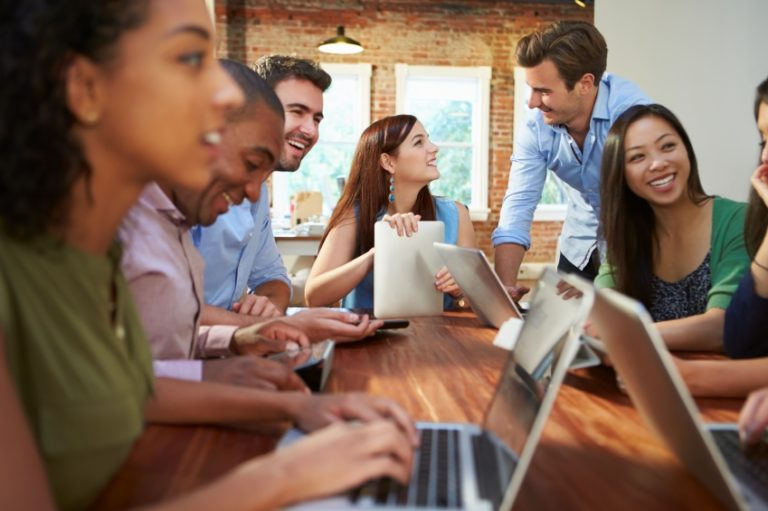 The Importance of Building Teams in the Workplace