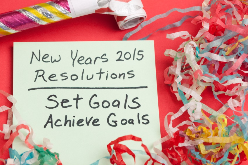 New Years Resolution: Set and Achieve Goals