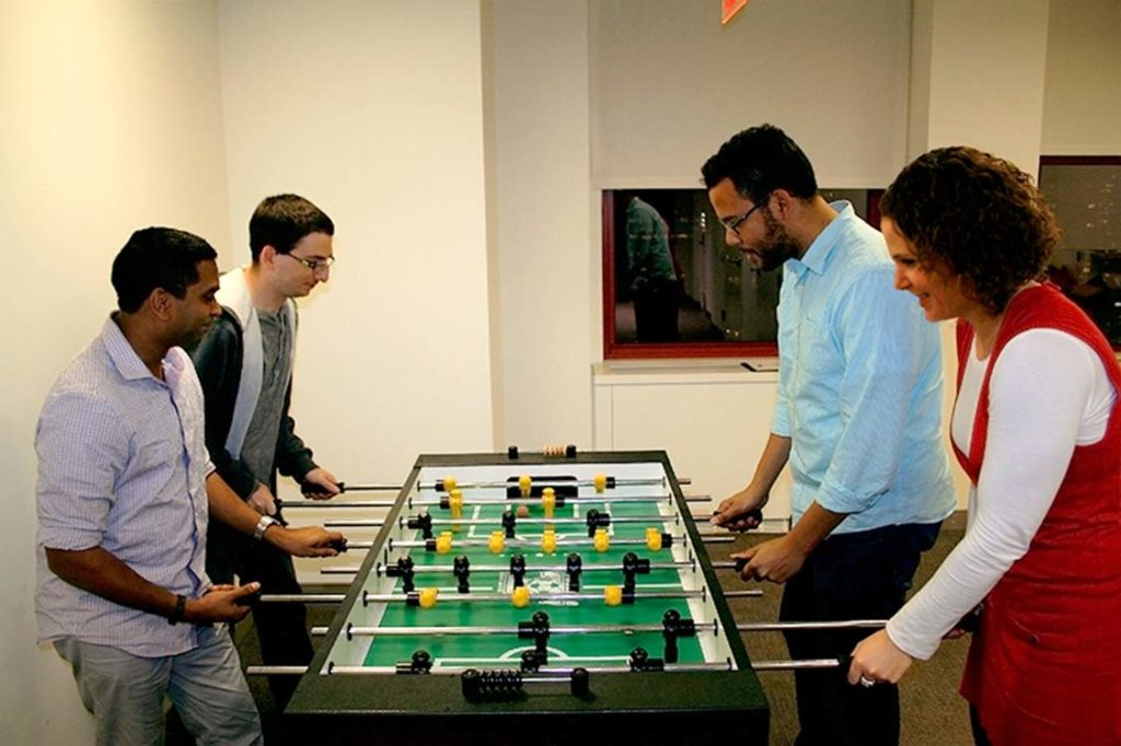 CorporateRewards embraces a fun, engaging workplace environment