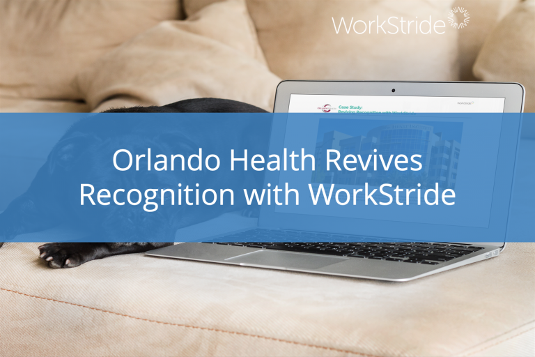 Orlando Health Revives Recognition with WorkStride