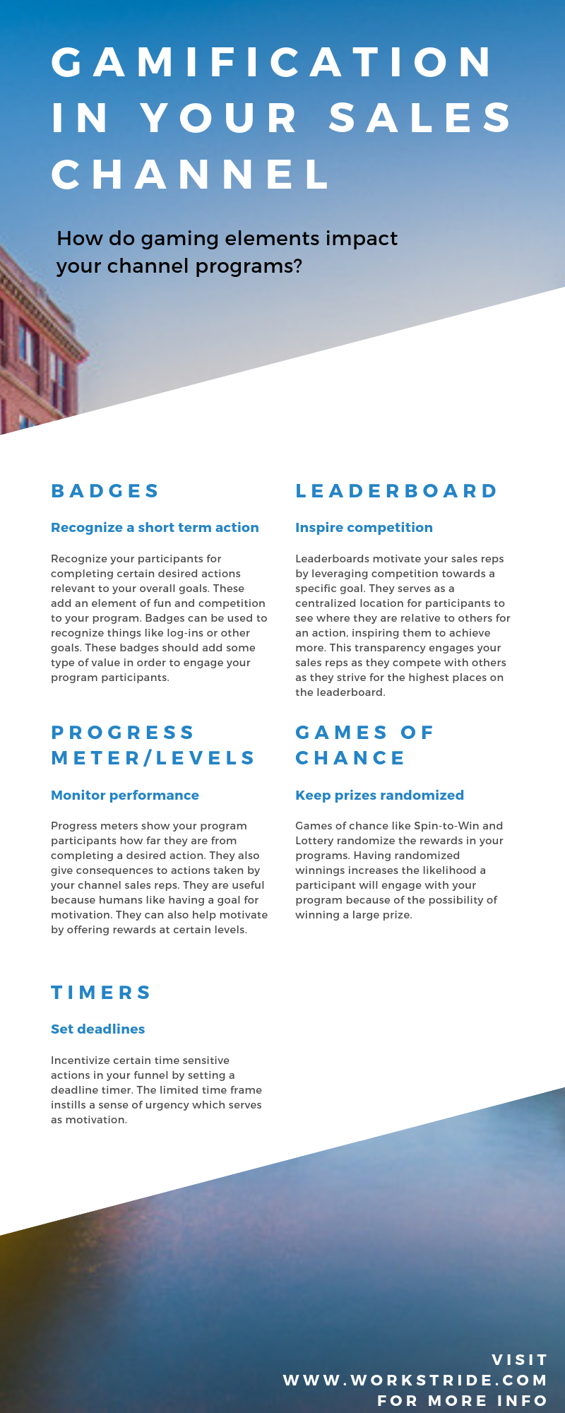 WorkStride Channel Incentives Infographic