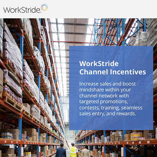 WorkStride Channel Incentives