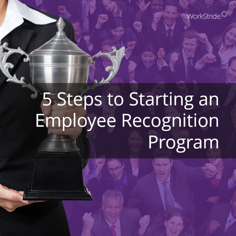 5 Steps to Starting an Employee Recognition Program