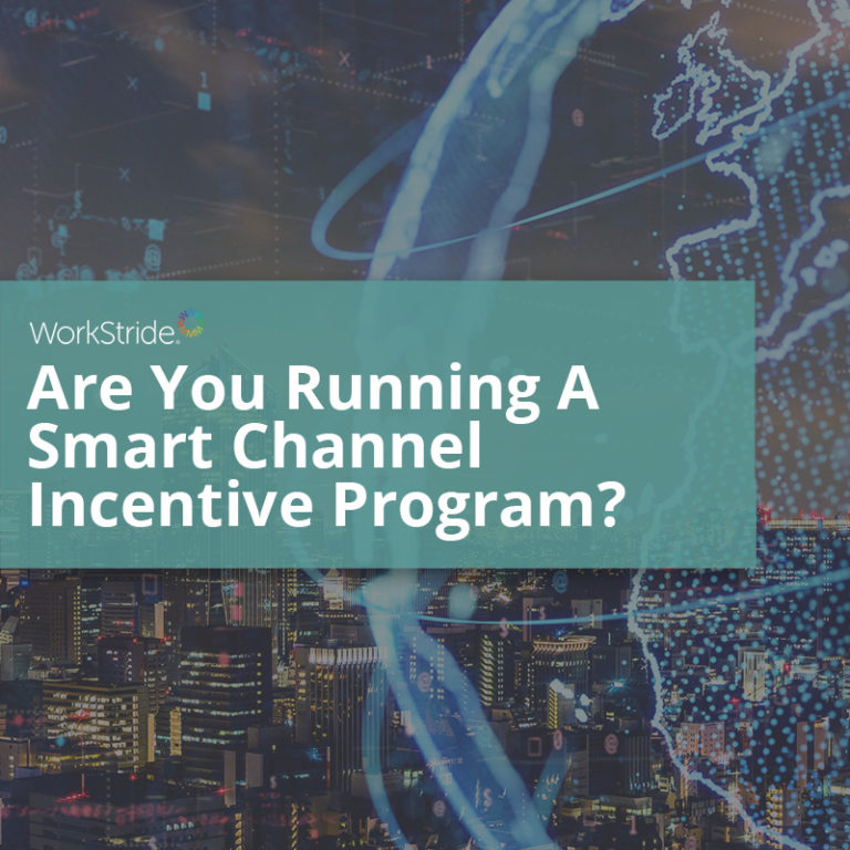 Are You Running a Smart Channel Incentive Program?