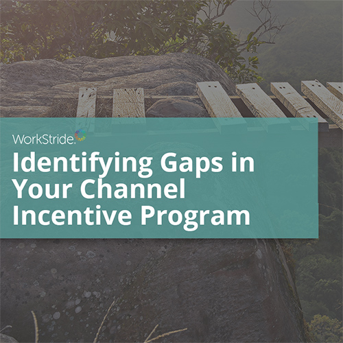 Identifying Gaps in Your Channel Incentive Program