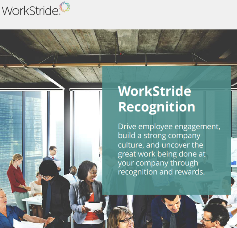 WorkStride Recognition