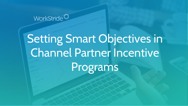 Setting Smart Objectives in Channel Partner Incentive Programs