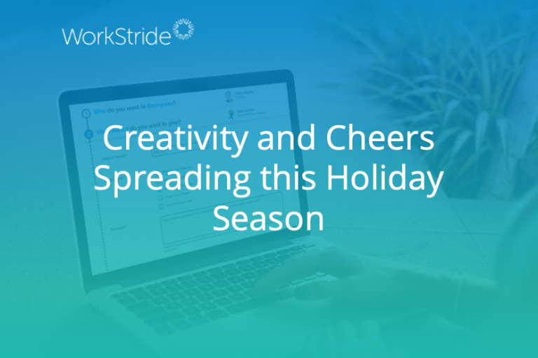 Creativity and Cheers Spreading This Holiday Season